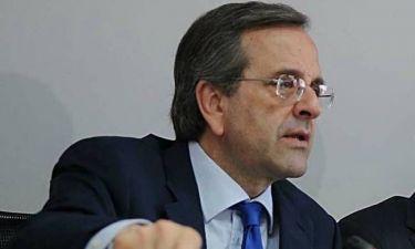 Διαψεύδει ο Αντ. Σαμαράς τα σενάρια για νέο φόρο στα ακίνητα