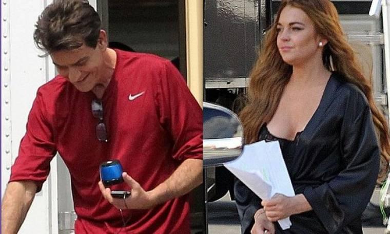 Charlie Sheen – Lindsay Lohan: Μαζί στο κρεβάτι!