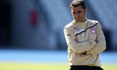 Ερνέστο Βαλβέρδε: «Υπομονή, μόλις άρχισε η σεζόν»