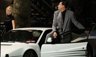 DiCaprio: Βραδινά γυρίσματα με ακριβά αυτοκίνητα!