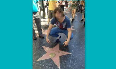 Ποιος κύριος βρίσκεται στην Αμερική; (φωτό)