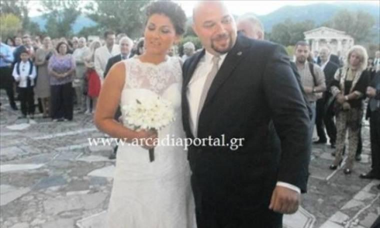 Παντρεύτηκε την καλή του ο Ηλίας Παναγιώταρος!