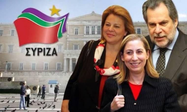 Οι επαφές των (πρώην) πρωτοκλασάτων του ΠΑΣΟΚ με ΣΥΡΙΖΑ