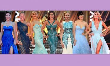 Βραβεία Emmy: Η Heidi Klum, η Sofia Vergara και οι αποχρώσεις του μπλε!