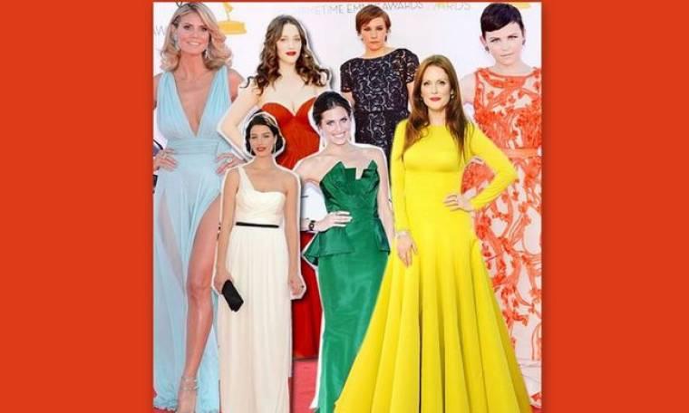 Βραβεία Emmy 2012: Οι 10 καλοντυμένες κυρίες που έκλεψαν όλα τα βλέμματα