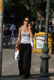 Νικολέτα Καρρά: Τελευταία ψώνια πριν το γάμο
