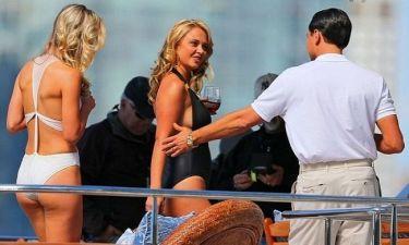 Ο DiCaprio και τα… κορίτσια του