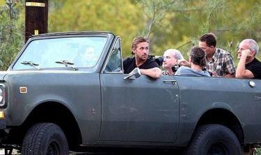 Ryan Gosling: Στα πλατό με τη Rooney Mara