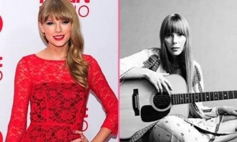 Η Taylor Swift θα υποδυθεί την Joni Mitchell