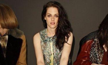 H Kristen Stewart στην εβδομάδα μόδας του Παρισιού