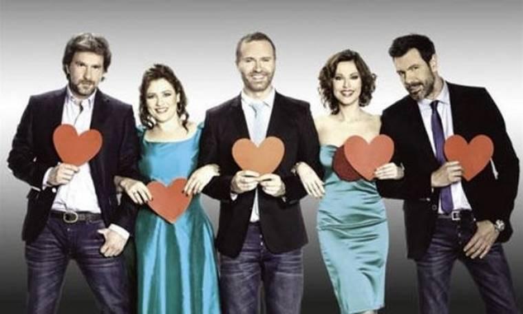 «Σ' αγαπάω, αλλά...» στο θέατρο Αθηνά από 15 Οκτωβρίου!