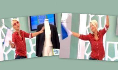 Μαρία Ηλιάκη: Δείτε το νέο της χορευτικό!