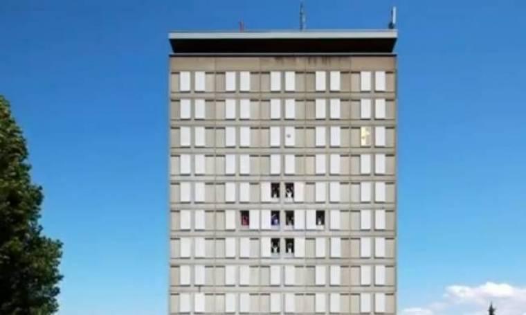 Εντυπωσιακό βίντεο: Έκαναν το κτίριο να... κινείται