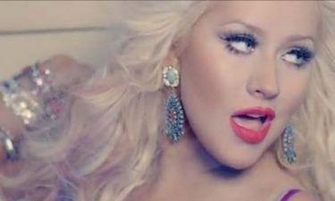 Νέες εικόνες από το σέξι βίντεο κλιπ της Christina Aguilera