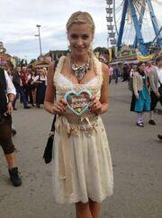 Ο Σάμι Κεντίρα γιόρτασε το… Oktoberfest