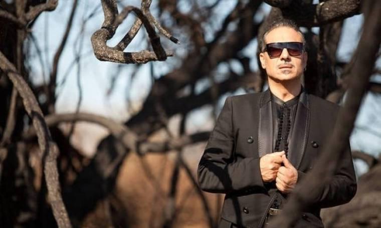 Νότης Σφακιανάκης: Backstage από το νέο του video clip!