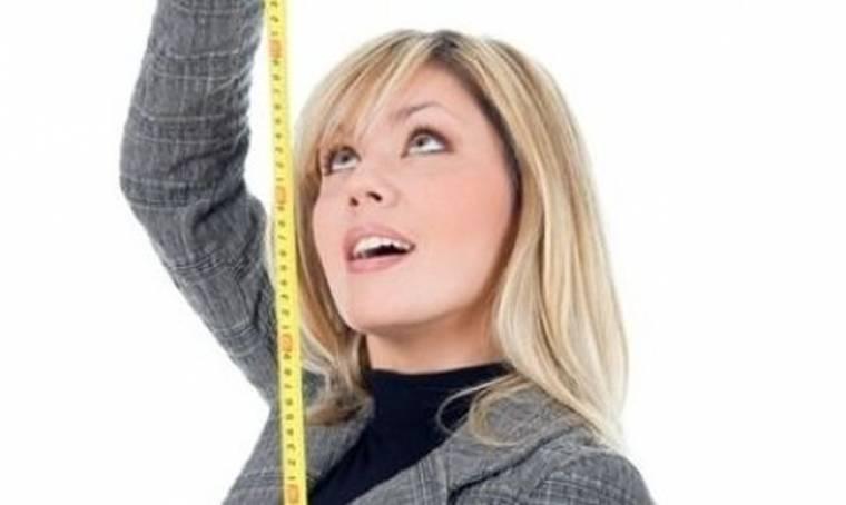 Στυλιστικά τρικ για να φαίνεστε ψηλότερη