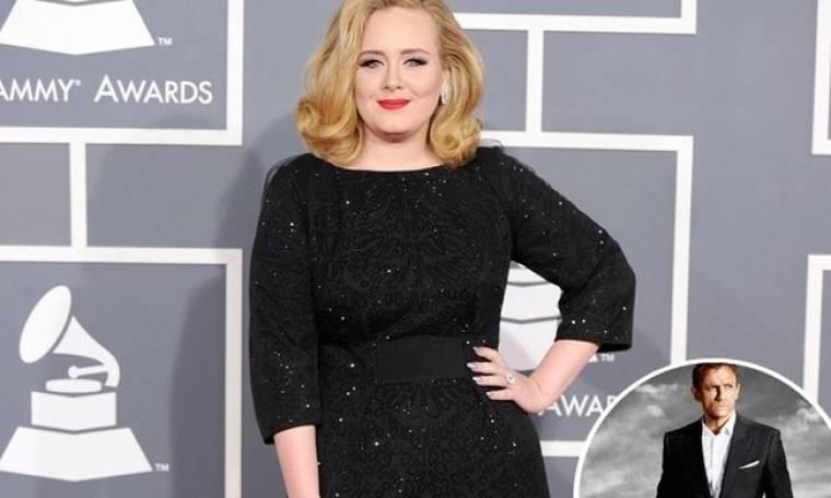 Adele: Ηχογραφεί για το Skyfall!