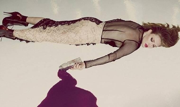 Η Amanda Seyfried στην πιο δραματική της φωτογράφηση
