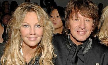 Richie Sambora: Όλα καλά με την Heather Locklear