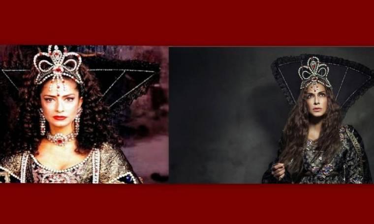 Η Άννα Βίσση στους «Δαίμονες» τότε και τώρα!