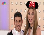 Δείτε γιατί η Τατιάνα Στεφανίδου έγινε… Minnie!