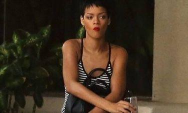 Rihanna: Λατρεύει το κόκκινο κραγιόν