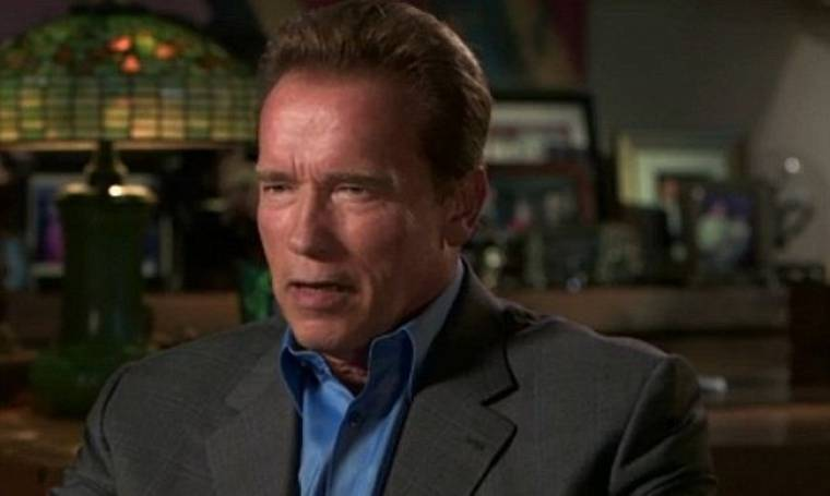 Arnold Schwarzenegger: Η απιστία ήταν το πιο ηλίθιο λάθος που έχω κάνει