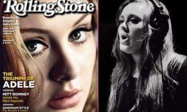 Adele: Νέο εξώφυλλο στο Rolling Stone