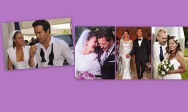 Οι παραμυθένιοι γάμοι του Hollywood