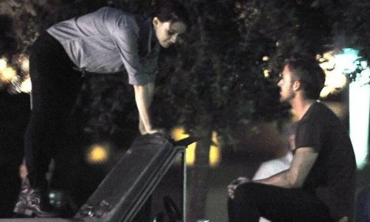 Ryan Gosling – Rooney Mara: Βραδινά γυρίσματα στο Όστιν