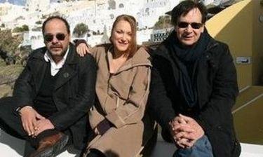 Λουιζίδου-Αντωνόπουλος: Στην Σαντορίνη… ξανά τον χειμώνα
