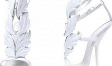 Δείτε τα νέα ψηλοτάκουνα του οίκου Giuseppe Zanotti δια χειρός Kanye West
