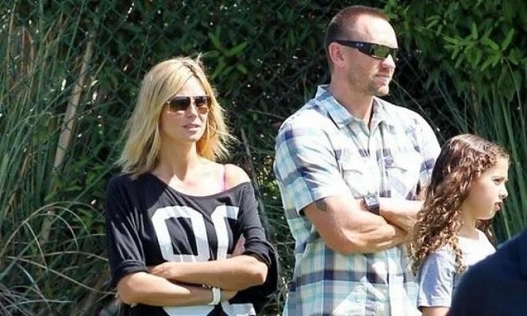 Heidi Klum: Με τον Martin Kristen και τα παιδιά