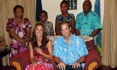 Παραλίγο διπλωματικό επεισόδιο με φόρεμα της Middleton!