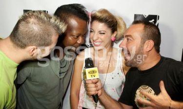 Δείτε backstage από τη βραδιά του MTV για το μεγάλο νικητή!