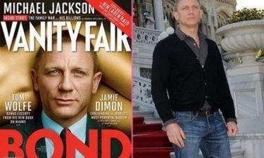 Daniel Craig: Από τότε που έγινα James Bond, δεν μπορώ να μεθάω δημόσια!