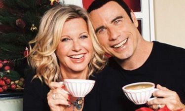 JohnTravolta – Olivia Newton John: Reunion ενόψει Χριστουγέννων