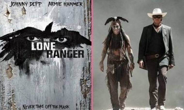 The Lone Ranger: Νέες εικόνες από την ταινία του Johnny Depp