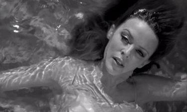 Sexy όσο ποτέ στο νέο της videoclip η Κάιλι Μινόνγκ