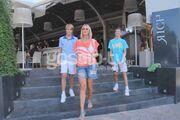 Δήμητρα Κωστάκη: Ξέγνοιαστες στιγμές με τα παιδιά της!