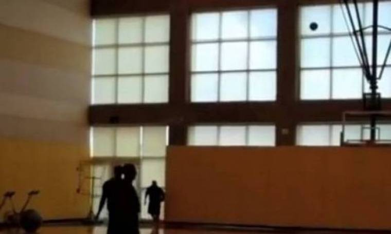 Μαϊάμι Χιτ: Για… πλάκα από το κέντρο του γηπέδου, Λεμπρόν και Άλεν (video)