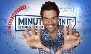 Δημήτρης Ουγγαρέζος: Στην «κατάψυξη» το «Minute to win it»!