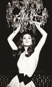 Katy Perry: Φωτογράφηση από την Ellen von Unwerth