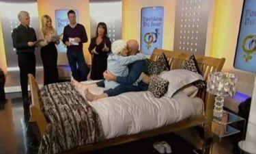 Σεξ: Το... «κουταλάτο» ασφαλές για ηλικιωμένους (Videos)