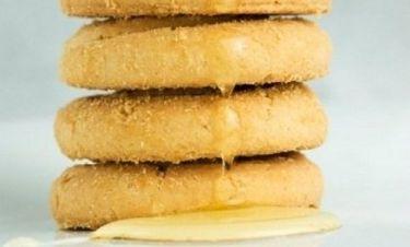 Γλυκό: εύκολα μπισκοτάκια με μέλι
