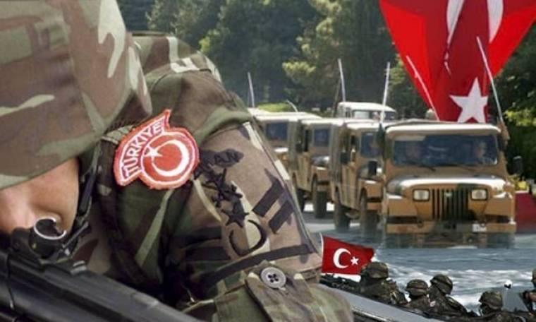 «Ζεσταίνει» μηχανές ο τουρκικός στρατός μετά την έγκριση για εισβολή