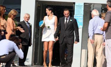 Παντρεύτηκε σήμερα το πρωί η Ρέα Τουτουνζή! (Φωτό)