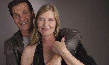 Η σύζυγος του Patrick Swayze βρήκε νέο σύντροφο