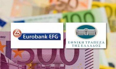 DJ: Με ανταλλαγή μετοχών ο «γάμος» ΕΤΕ - Eurobank
